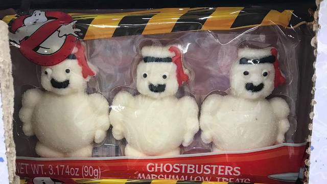 Ghostbusters: Afterlife Mini-Puft Marshmallow Treats are now on store shelves!