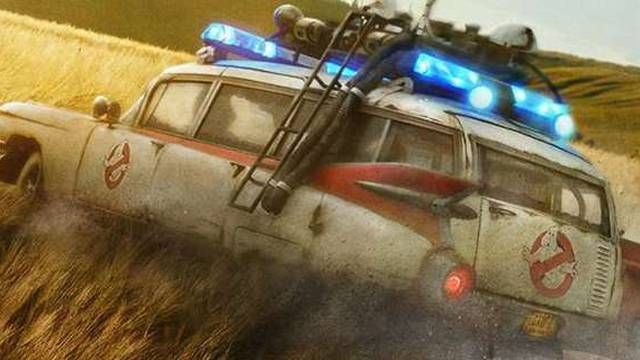 Ghostbusters: Afterlife New Look Reveals Ecto-1 in Action - Comicbook.com