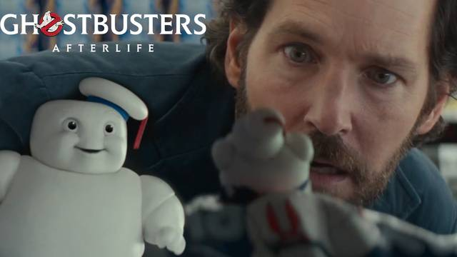 GHOSTBUSTERS: AFTERLIFE REVEAL: Mini-Pufts are out of the bag!