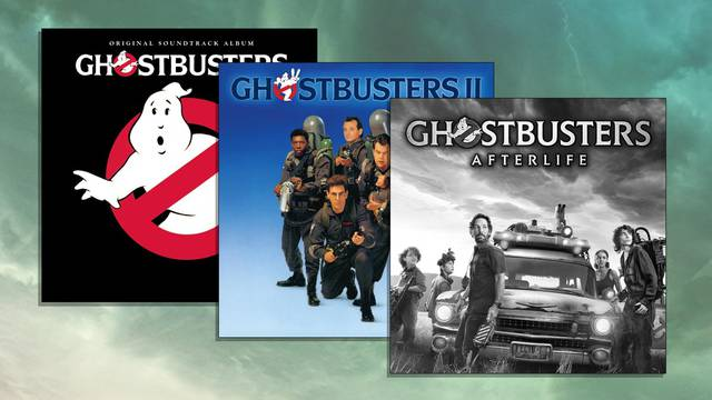 Ghostbusters: Afterlife will not receive a film soundtrack, score planned