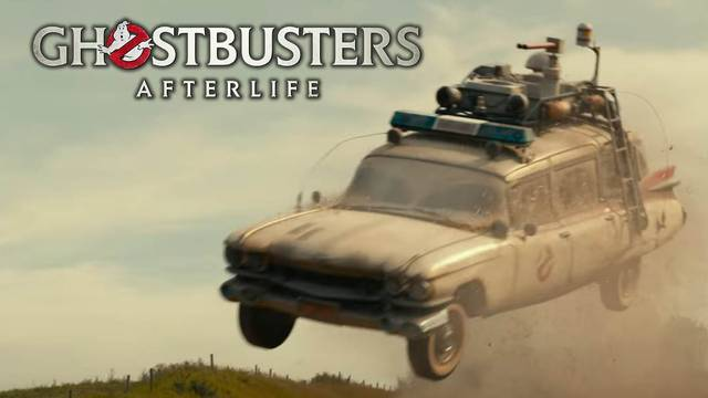 Ghostbusters: Afterlife's action-packed third trailer is here, featuring a new take on the iconic theme song!