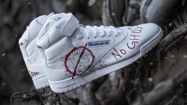 Ghostbusters and Stranger Things Unite for Halloween Sneakers
