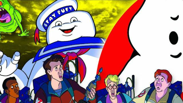 Ghostbusters Animated Movie Told From Ghost's POV