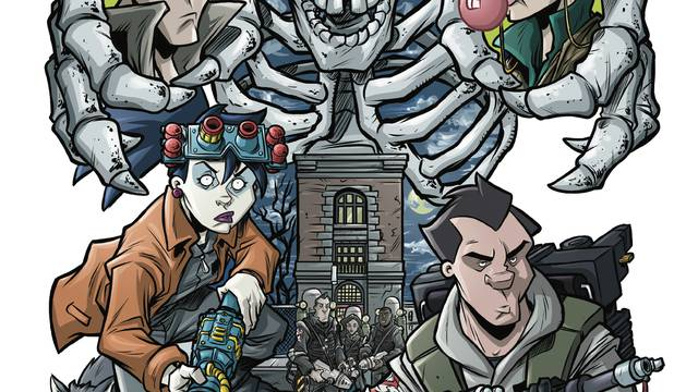 Ghostbusters Annual 2018 available today!