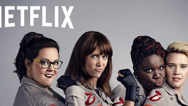 Ghostbusters: Answer the Call is coming to Netflix Canada in June