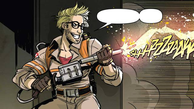 Ghostbusters: Answer the Call Issue #5 available today! Watch our review!