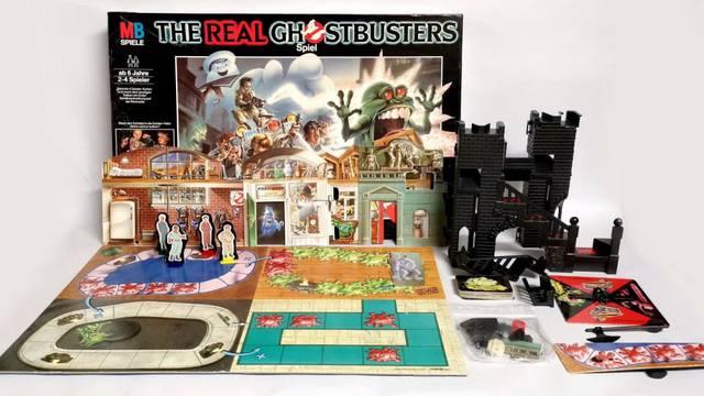 Ghostbusters-Brettspiel voller List und Tücke: Ein Retro-Review