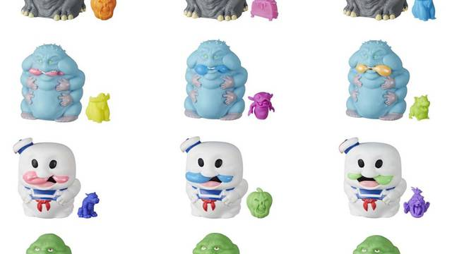 Ghostbusters Ecto-Plasm Ghost Gushers now available for pre-order through Amazon