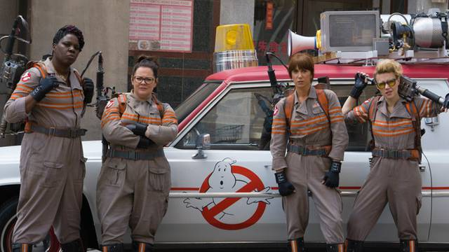'Ghostbusters' Halloween Costume Ideas To Help You Kick Paranormal Butt This Year