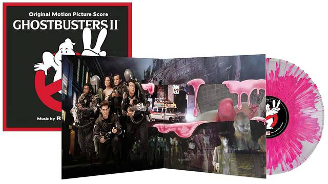 Ghostbusters II Original Score pre-orders now live + details on release dates
