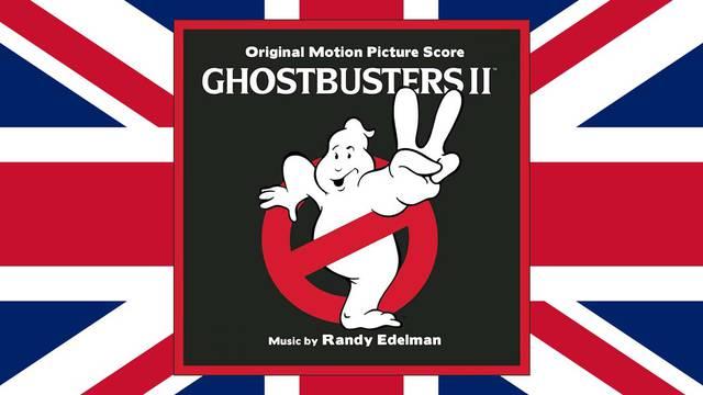 Ghostbusters II Original Score UK pre-order now live