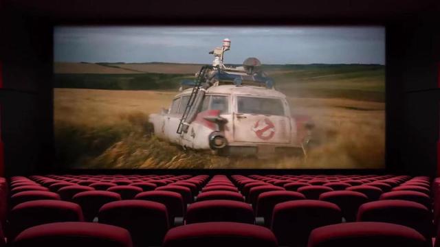 Ghostbusters Legacy in neuem Spot für Kino-Kampagne