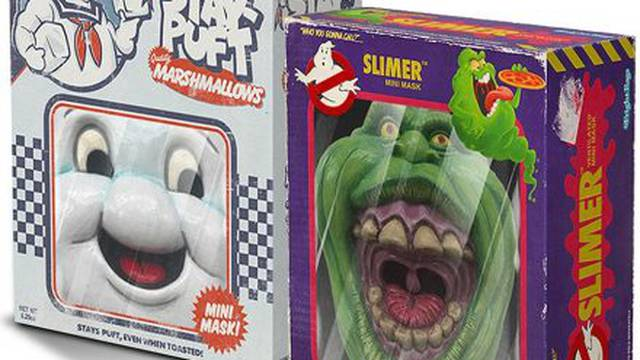 Ghostbusters mini masks coming later this year!