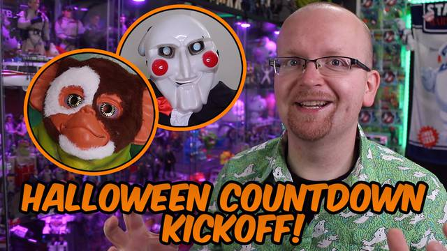Ghostbusters News Halloween Countdown 2020 kickoff!