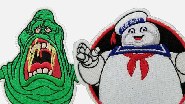 Ghostbusters patches revealed as SDCC exclusive!