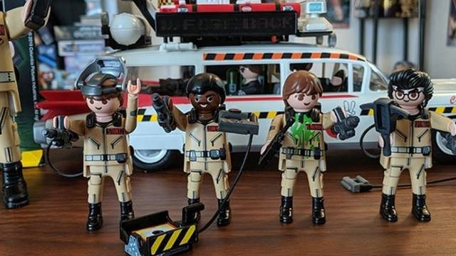 Ghostbusters Playmobil Review: Celebrate Ghostbusters Day In Style with New Figures and the Fantastic Ecto-1A - Comicbook.com