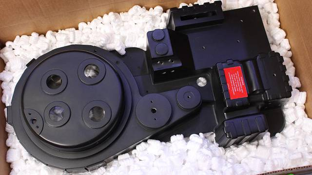 Ghostbusters Proton Pack Body Kit from Mack's Factory! (Unboxing + Overview)