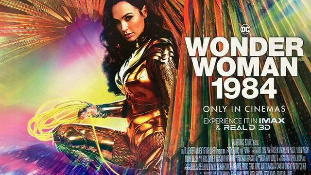Ghostbusters Reference Review - Wonder Woman 1984