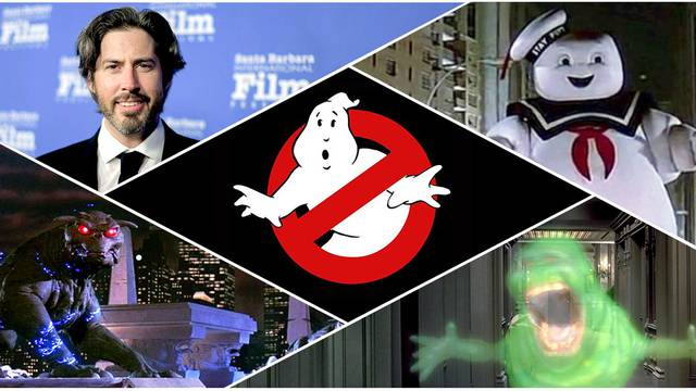 Ghostbusters resurrected: Jason Reitman will direct a new film set in the original universe