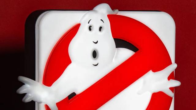 Ghostbusters sign desk lamp now up for pre-order!