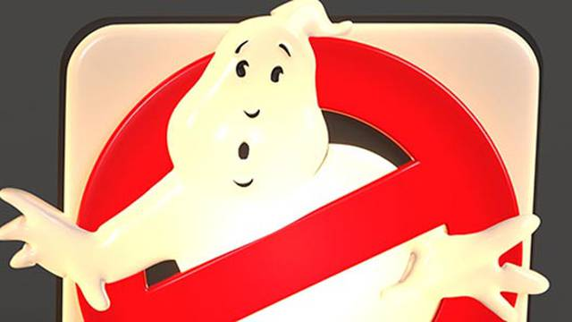 Ghostbusters sign lamp teased by Numskull Designs