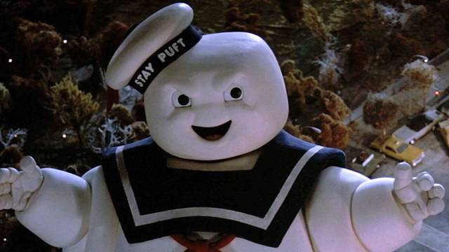 Ghostbusters: Sink Your Teeth Into This Edible Stay Puft Marshmallow Man - CBR - Comic Book Resources