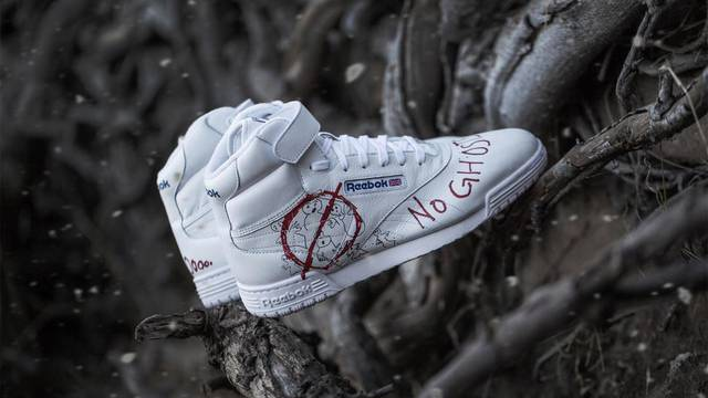 Ghostbusters / Stranger Things themed Reebok sneakers announced!