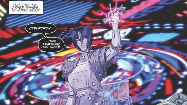 Ghostbusters villian Gozer the Gozerian gets a Transformers makeover in new comic series