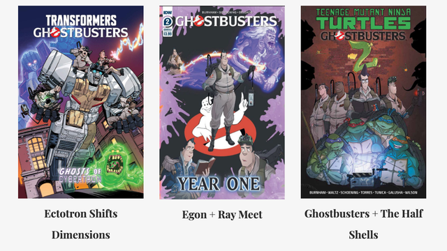 Ghostbusters: World Book Day 2020