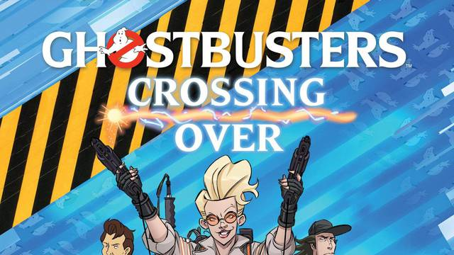 ✌️ 📚 Ghostbusters: World Book Day 2020