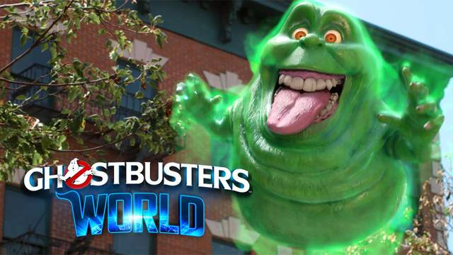Ghostbusters World: Pre-Registration now open! New trailer released!