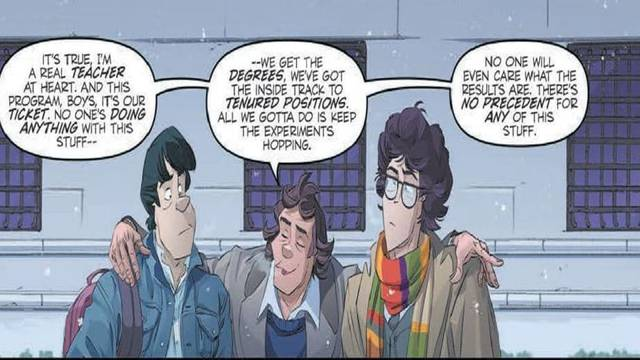 Ghostbusters: Year One #2: Rivers and Seas Boiling! - Comic Watch