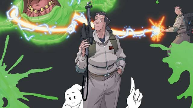 Ghostbusters: Year One #3: More Like a Game Show Host - Comic Watch