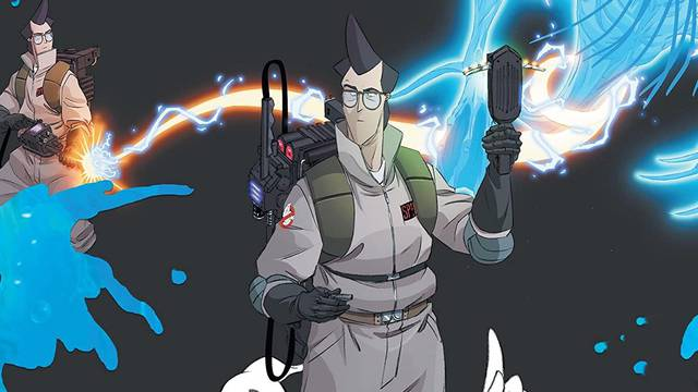 Ghostbusters: Year One Issue #4 set to release this Wednesday