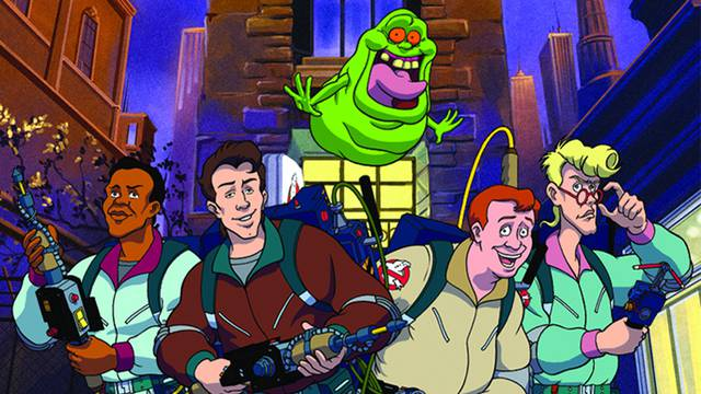Ghosts finally get their say in new 'Ghostbusters' animated movie
