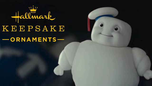 Hallmark to release Ghostbusters: Afterlife Mini Pufts ornament