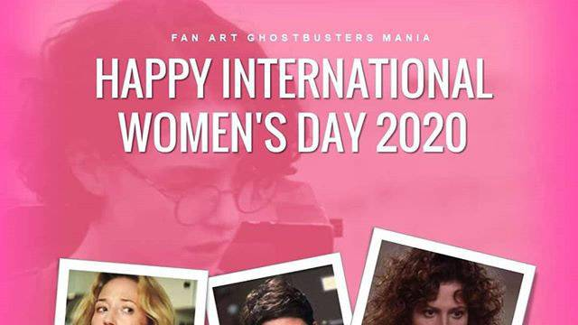 Happy International Women's Day 2020
