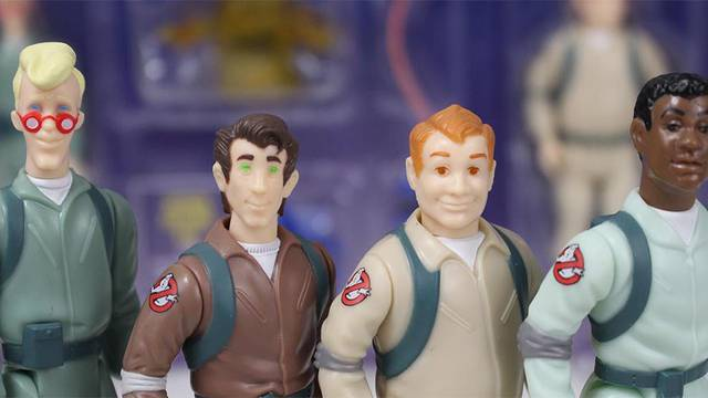 Hasbro has announced Kenner Real Ghostbusters toyline will continue!