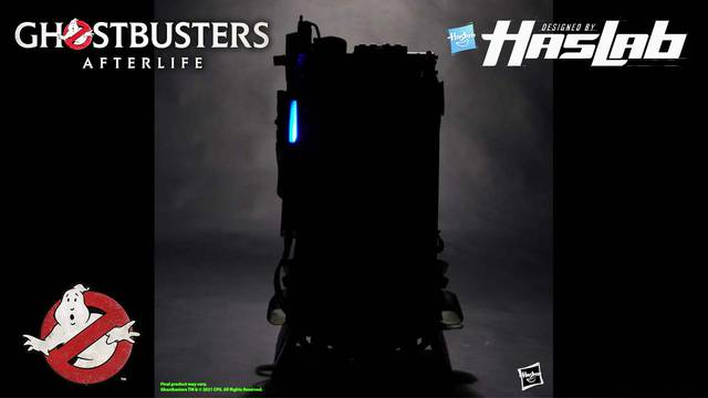 Hasbro release video teaser for Ghostbusters Proton Pack reveal