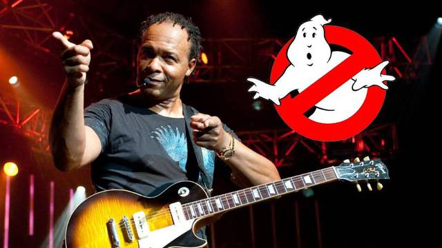 How Ghostbusters Theme Song Became a Blessing and a Curse for Ray Parker Jr. - Ultimate-Guitar.Com