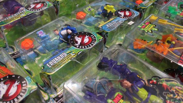 I just bought every Extreme Ghostbusters action figure… WAS IT WORTH IT?!