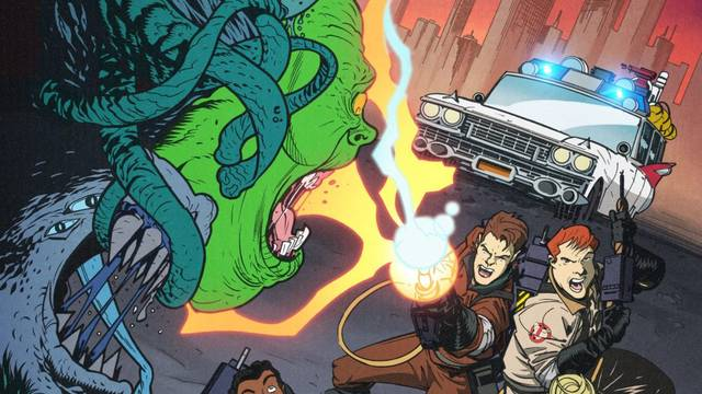 IDW announces Ghostbusters: 35th Anniversary one-shots - Flickering Myth