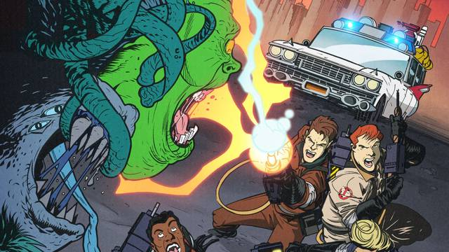 IDW Celebrates the Ghostbusters 35th Anniversary with Weekly Comic Book Event in April - Action Figure Insider