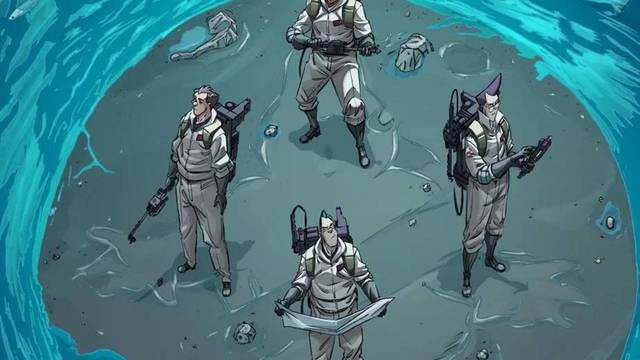 IDW Comics single-issue solictations for April 2019 - SYFY WIRE