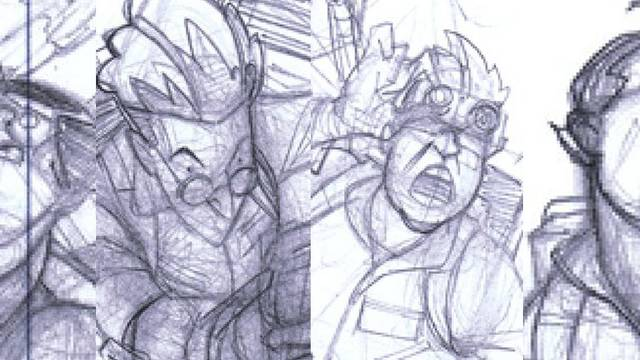 """IDW editor teases """"TOP SECRET"""" Ghostbusters project"""