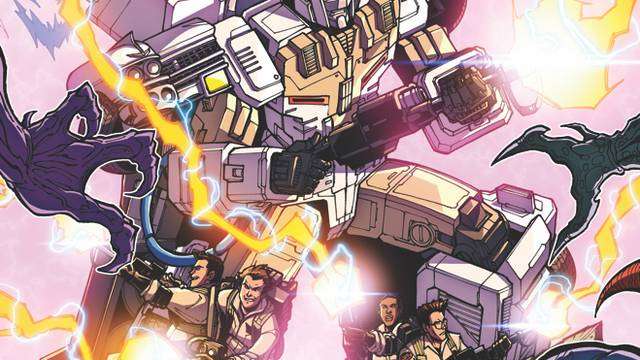 IDW September 2019 Solicitations - Ghostbusters, Galaxies, Legacy, and More - seibertron.com