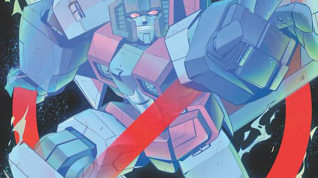 IDW Transformers x Ghostbusters Behind the Scenes Interview, New Priscilla Tramontano Cover Revealed - seibertron.com