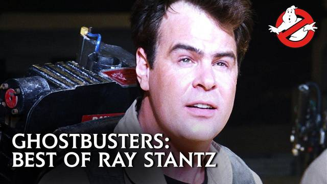 In celebration of Dan Aykroyd's birthday, celebrate the best of Ghostbuster Ray Stantz!