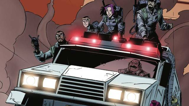 IN STORES TODAY: Ghostbusters: IDW 20/20