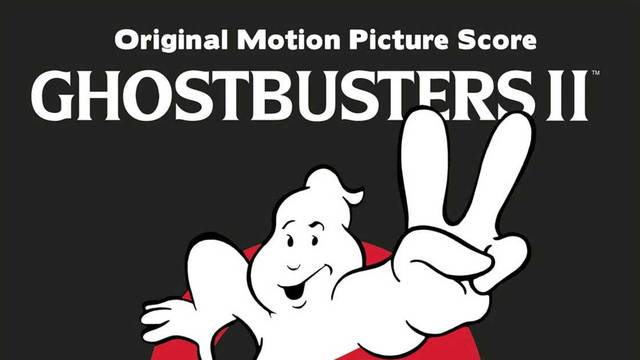 It's official! Ghostbusters 2 film score is releasing this June!